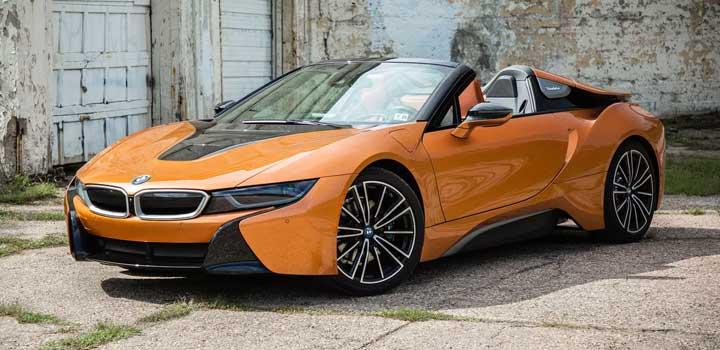 BMW i8 Fuel Economy