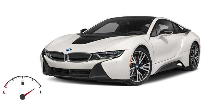 BMW i8 MPG