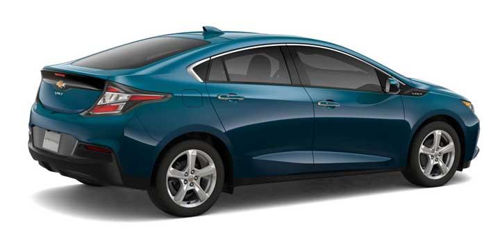 Chevy Volt Fuel Economy