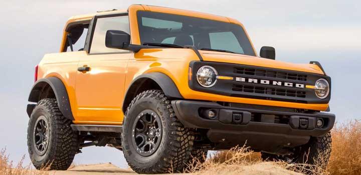 Ford Bronco Gas Mileage