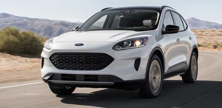 Ford Escape gas mileage