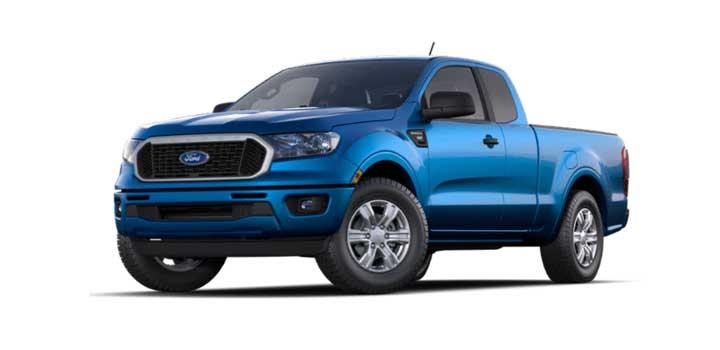 Ford Ranger gas mileage