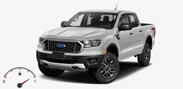 Ford Ranger MPG