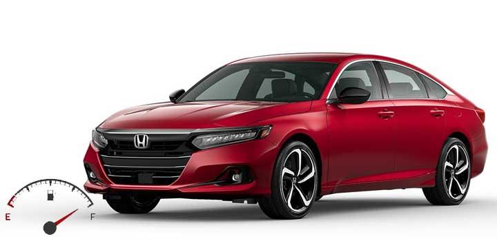 Honda Accord MPG