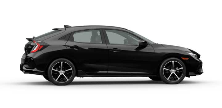 Honda Civic Hatchback mpg