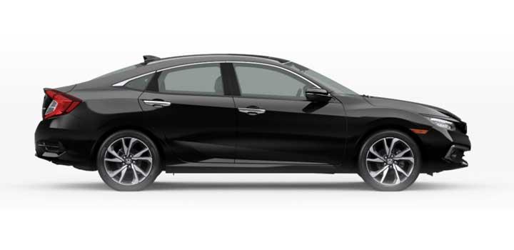 Honda Civic Sedan MPG