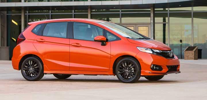 Honda Fit gas mileage