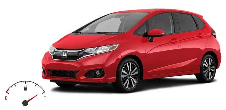 Honda Fit MPG