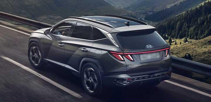 Hyundai Tucson gas mileage