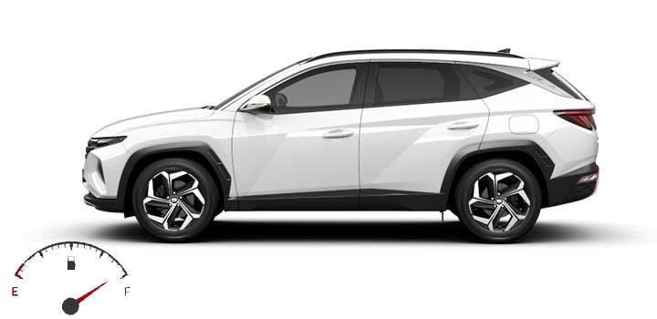 Hyundai Tucson MPG