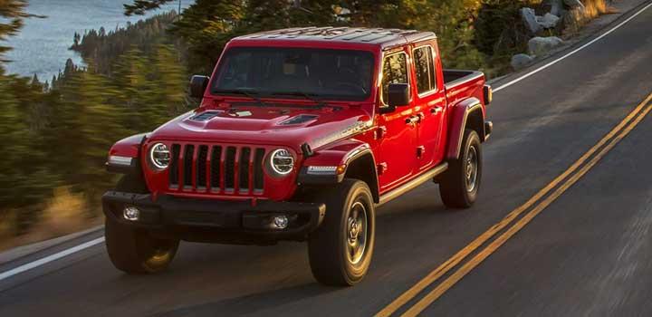 Jeep Gladiator Fuel Economy
