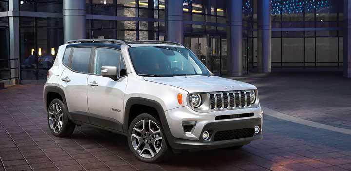 Jeep Renegade Fuel Economy