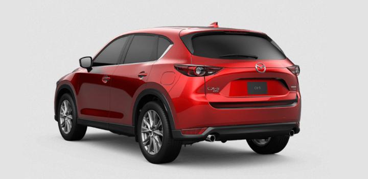 Mazda CX-5 gas mileage