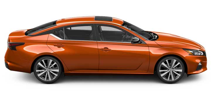 Nissan Altima Fuel Economy