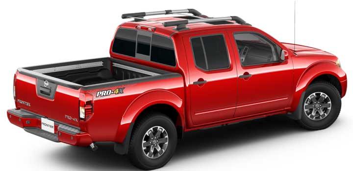 Nissan Frontier Fuel Economy