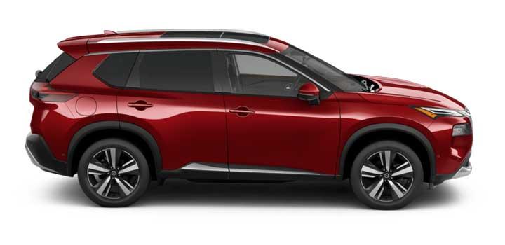 Nissan Rogue Fuel Economy