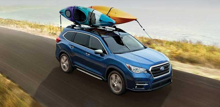 Subaru Ascent Fuel Economy