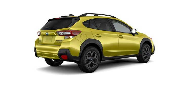 Subaru Crosstrek gas mileage