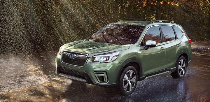 Subaru Forester gas mileage