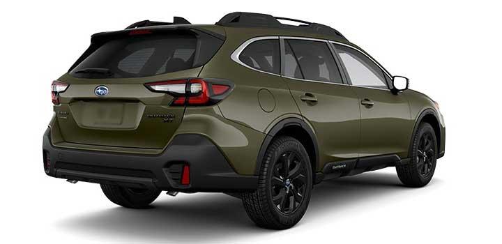 Subaru Outback gas mileage