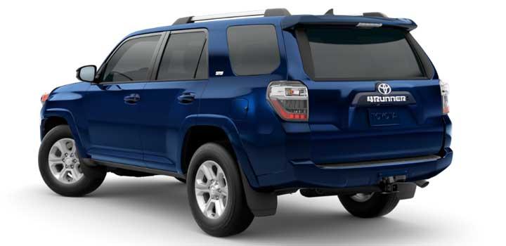 Toyota 4Runner Fuel Economy