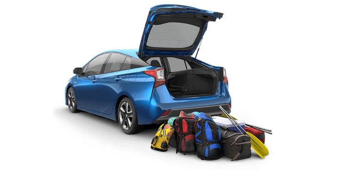 Toyota Prius gas mileage