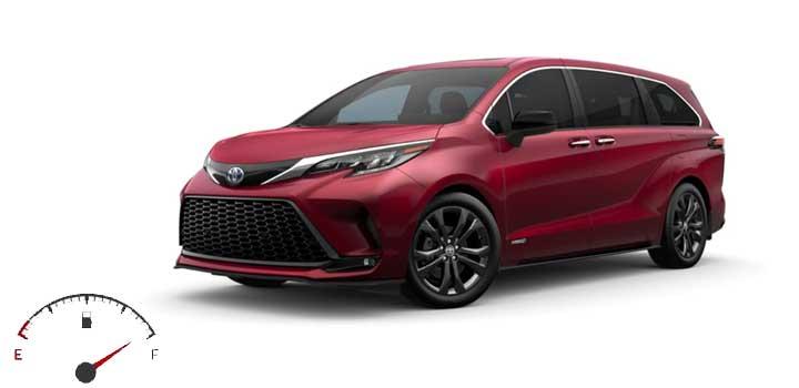 Toyota Sienna MPG