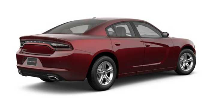 Dodge Charger gas mileage