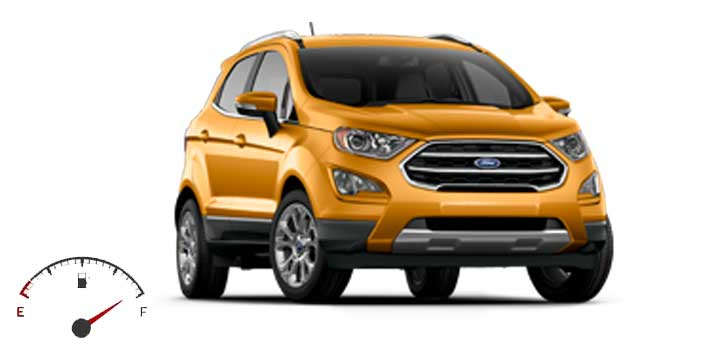 Ford EcoSport MPG