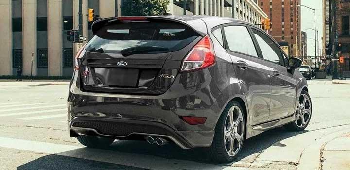 Ford Fiesta gas mileage