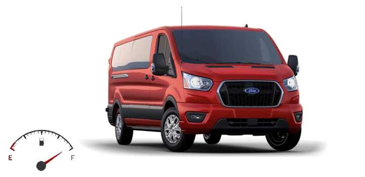 Ford Transit MPG