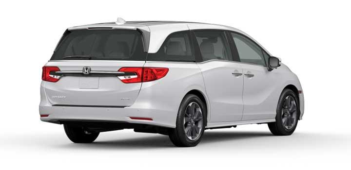 Honda Odyssey gas mileage