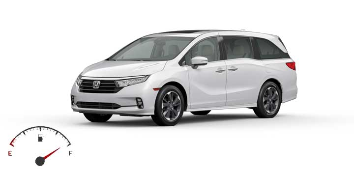 Honda Odyssey MPG