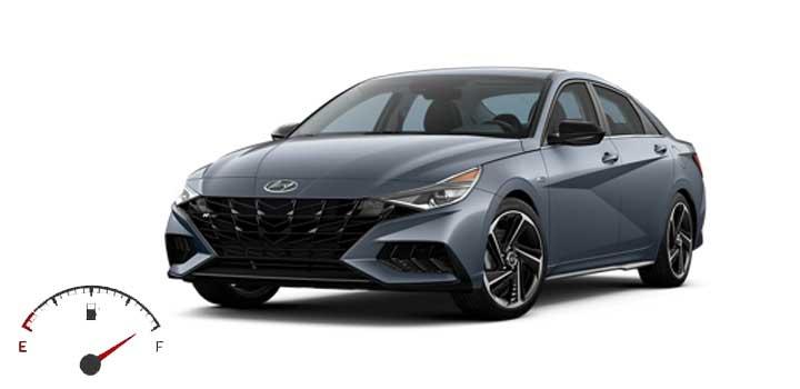 Hyundai Elantra MPG