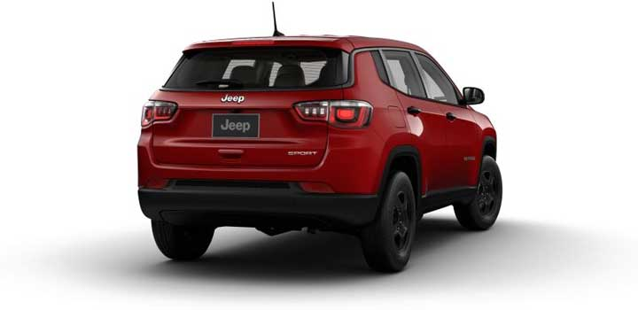 Jeep Compass gas mileage