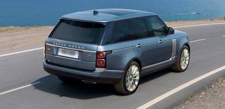 Land Rover Range Rover gas mileage