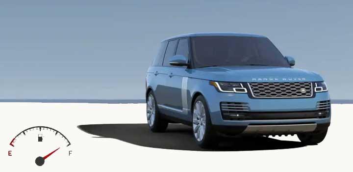 Land Rover Range Rover MPG
