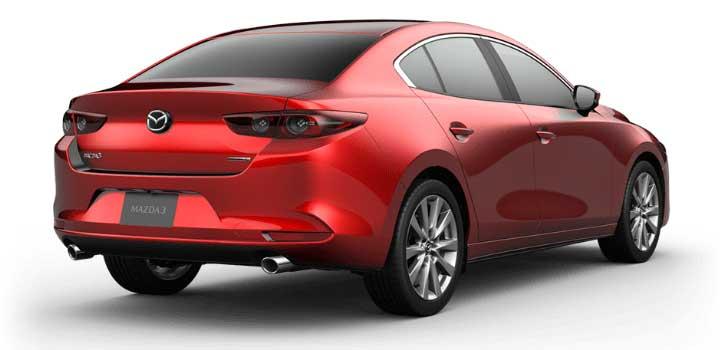 Mazda 3 gas mileage