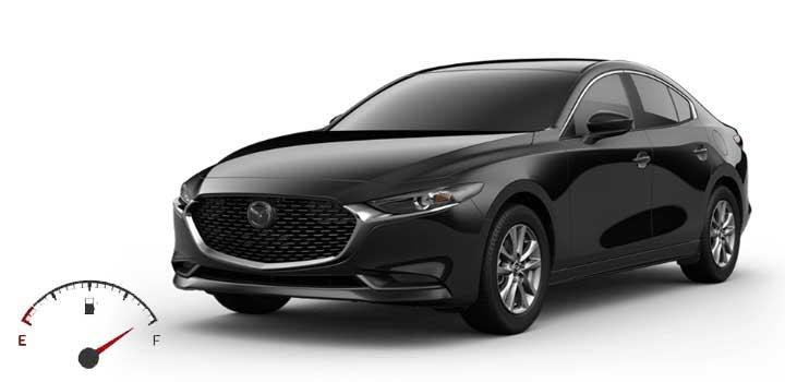 Mazda 3 MPG